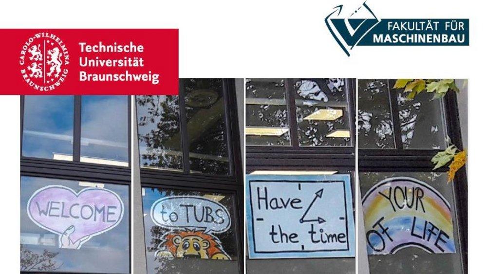 Newsletter-Ansicht des Newsletters der Fakultät für Maschinenbaus, WS 2020/21