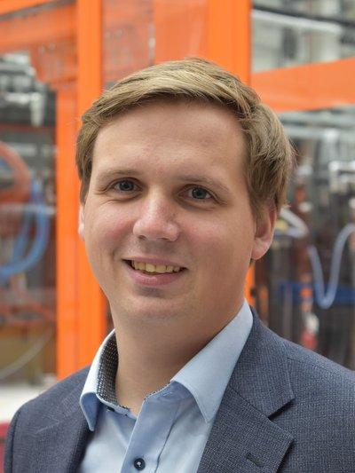 Porträt Andre Hürkamp
