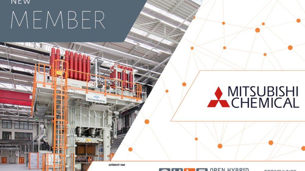 Vorstellung Mitglied Mitsubishi Chemical Corporation