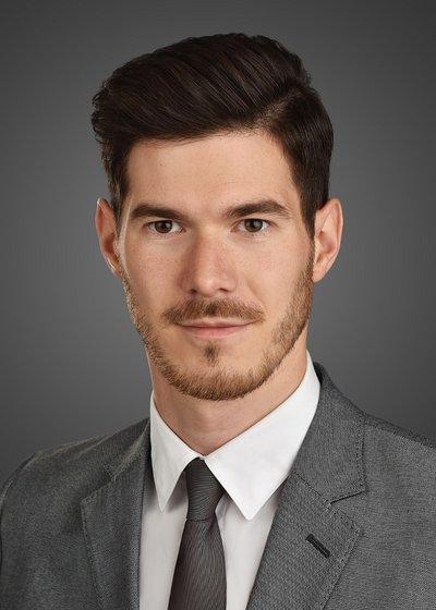 Porträt Marcel Dross